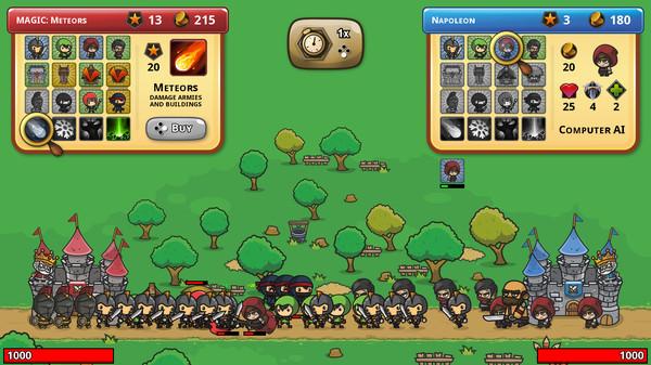 Скриншот из Windmill Kings