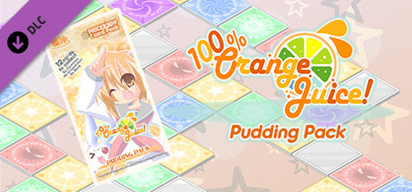100% Orange Juice - Pudding Pack