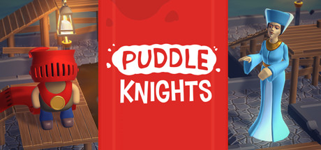 Puddle Knights Capa