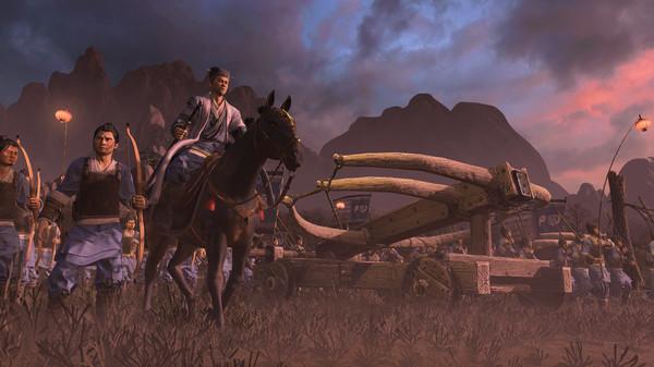 скриншот Total War: THREE KINGDOMS - Tao Qian 0