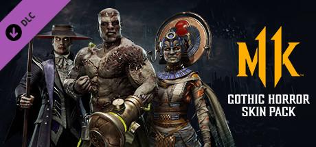 Mortal Kombat 11 - Gothic Horror Skin Pack