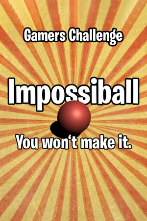 Impossiball - Gamers Challenge poster image on Steam Backlog
