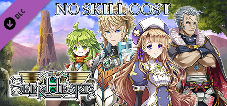 No Skill Cost - Seek Hearts