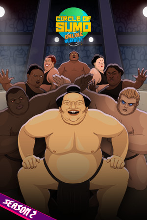 Circle of Sumo: Online Rumble! poster image on Steam Backlog