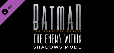 Batman - The Enemy Within Shadows Mode cover art