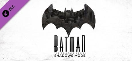 Batman - The Telltale Series Shadows Mode cover art
