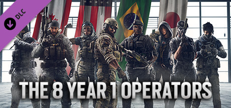 Rainbow Six Siege - Y1 operators Uplay Activation