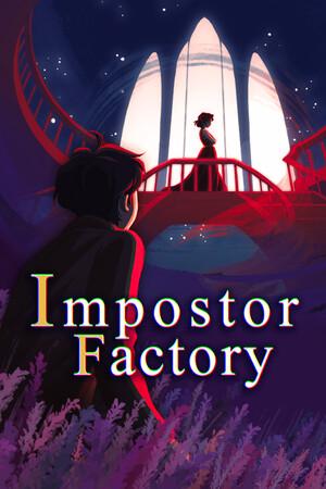 Impostor Factory poster image on Steam Backlog
