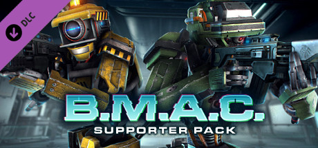 Natural Selection 2 – B.M.A.C. Supporter Pack