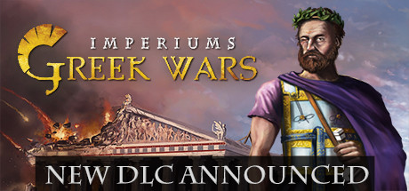 Imperiums Greek Wars Capa