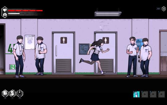 скриншот The Coma 2: Vicious Sisters DLC - Mina - Locks of Love Skin 2