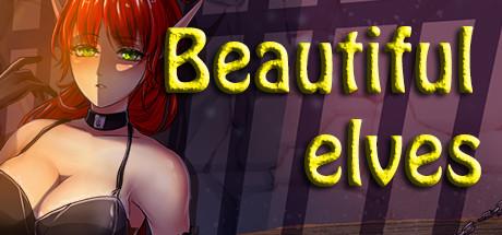Beautiful elves cover art