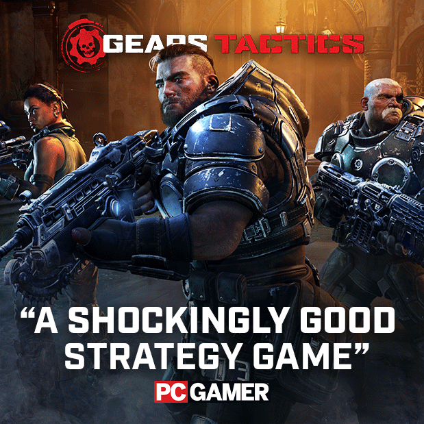 GEARS TACTICS-CODEX Direct Links DLGAMES - Download All Your Games For Free