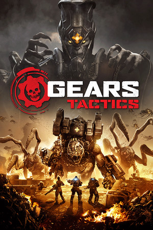 Gears Tactics poster image on Steam Backlog