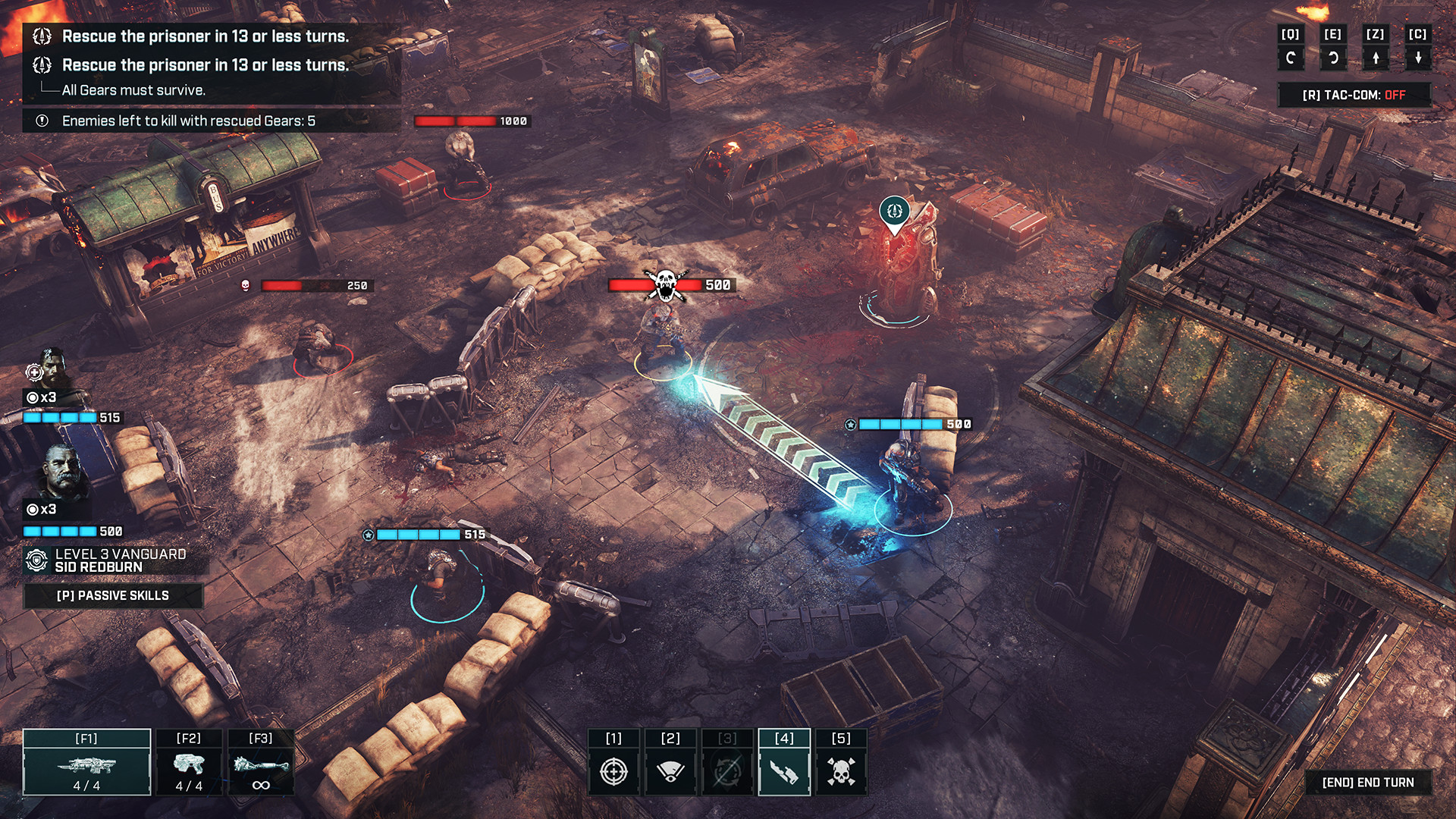 Gears Tactics Screenshot 3