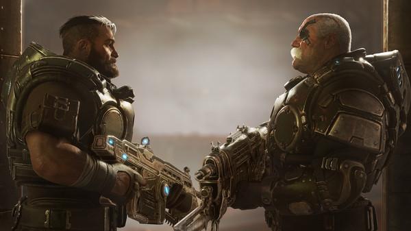 скриншот Gears Tactics 4