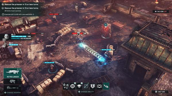 Gears Tactics Free Steam Key 4