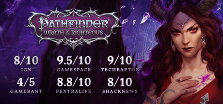 Pathfinder: Wrath of the Righteous cover art