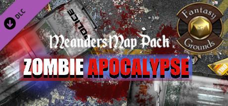 Купить Fantasy Grounds - Meanders Map Pack Zombie Apocalypse (Map Pack) (DLC)