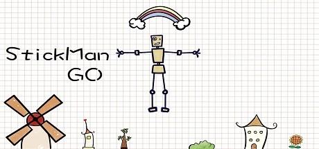 Stickman go cover art