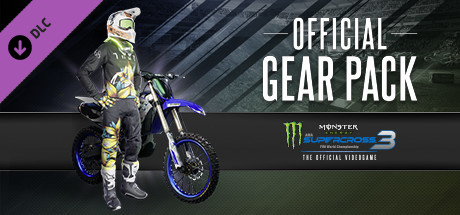 Купить Monster Energy Supercross 3 - Official Gear Pack (DLC)