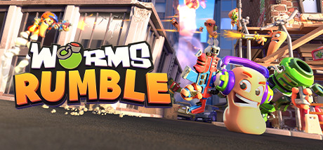 Worms Rumble cover art