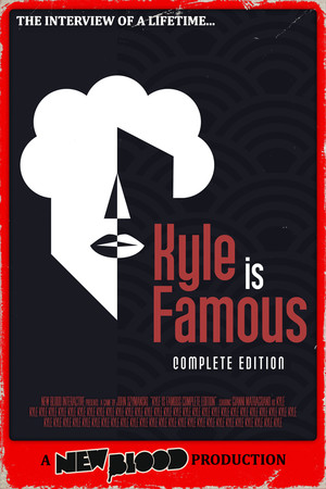 Kyle is Famous poster image on Steam Backlog