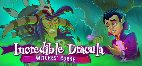 Image for Incredible Dracula: Witches' Curse