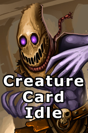 Creature Card Idle poster image on Steam Backlog