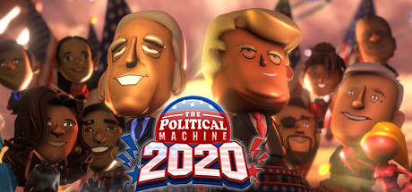 The Political Machine 2020 Capa