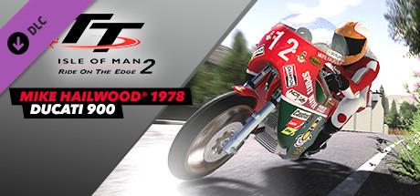 TT Isle of Man 2 Ducati 900SS TT - Mike Hailwood 1978