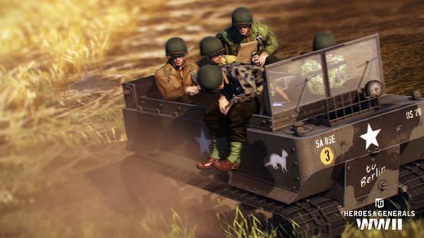 скриншот Heroes & Generals - GE Starter Pack 3