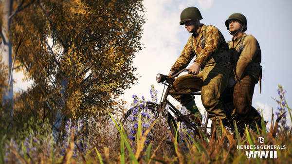 скриншот Heroes & Generals - GE Starter Pack 2