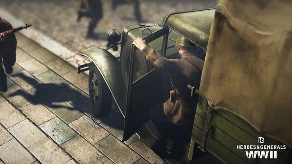скриншот Heroes & Generals - GE Starter Pack 0