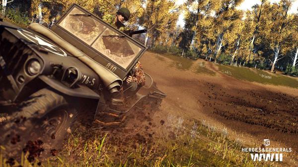 скриншот Heroes & Generals - GE Starter Pack 4