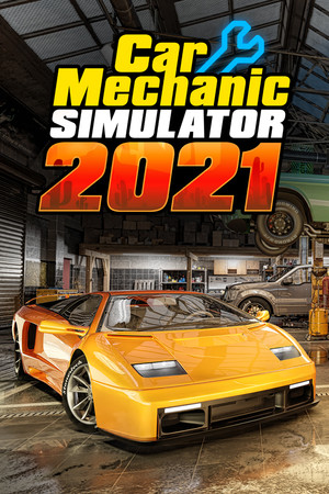 Car Mechanic Simulator 2021 poster image on Steam Backlog