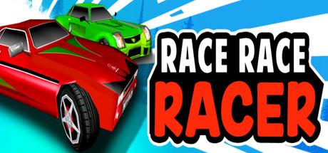 Race Race Racer cover art