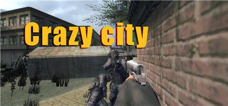Купить Crazy city