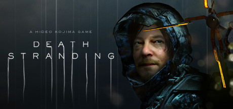 DEATH STRANDING cover art