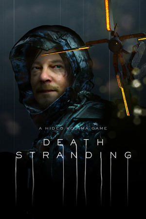 DEATH STRANDING poster image on Steam Backlog