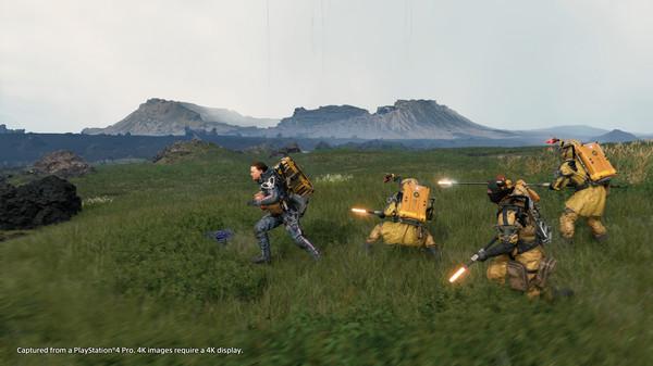 скриншот Death Stranding 6