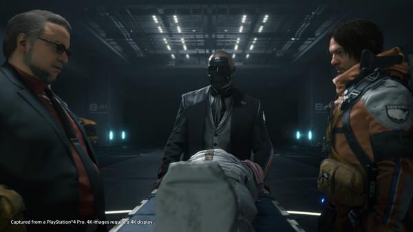 скриншот Death Stranding 3