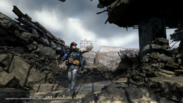 скриншот Death Stranding 5