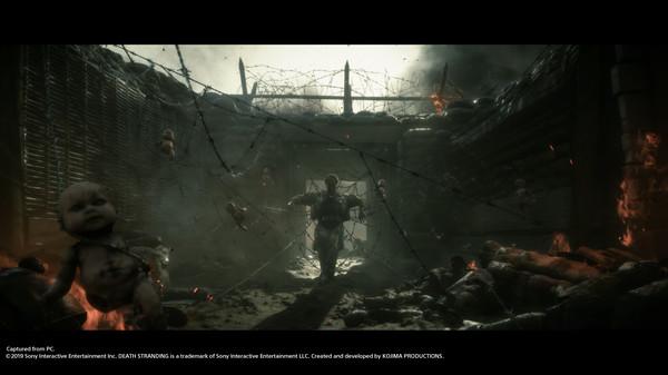 Capture d'écran n°5 du Jeu DEATH STRANDING