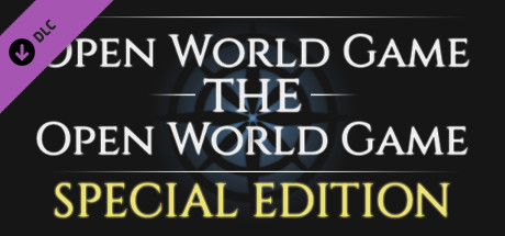Open World Game: the Open World Game - Special Edition