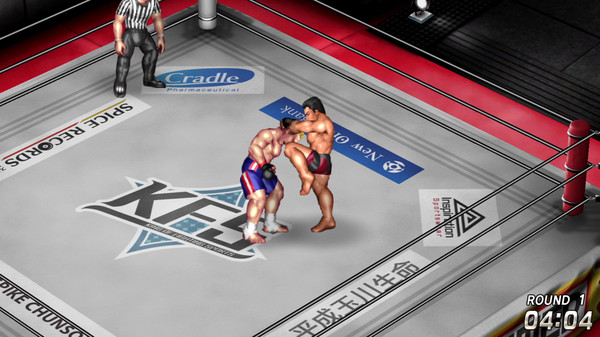 Fire Pro Wrestling WF Road Champion Road Beyond-PLAZA [CRACK]