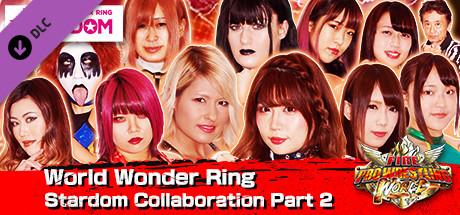 Купить Fire Pro Wrestling World - World Wonder Ring Stardom Collaboration Part 2 (DLC)