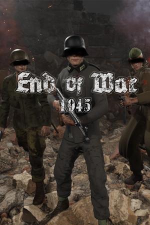 End of War 1945 poster image on Steam Backlog