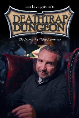 Deathtrap Dungeon: The Interactive Video Adventure poster image on Steam Backlog