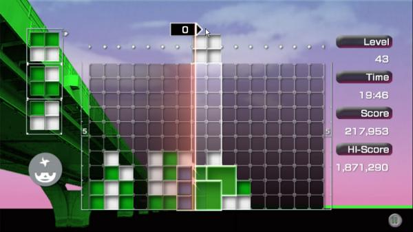 LUMINES™ Advance Pack